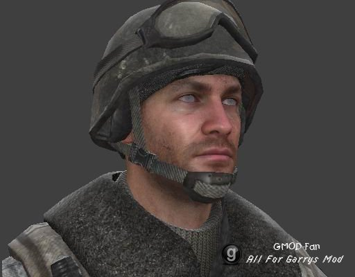 Call of Duty Modern Warfare 3 - Spetsnaz(Ragdoll+PlayerModel+NPC)