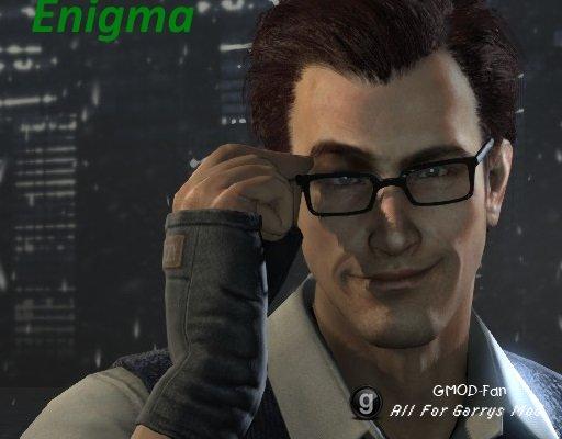 Arkham Origins Enigma NPC/playermodel