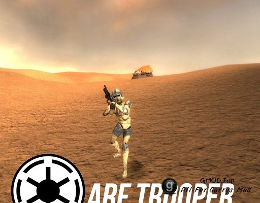Star Wars - ARF Playermodel