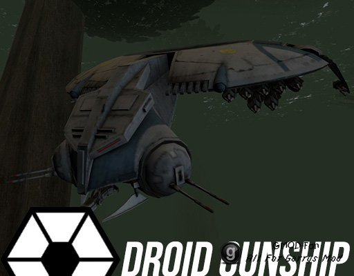 Star Wars - Droid Gunship