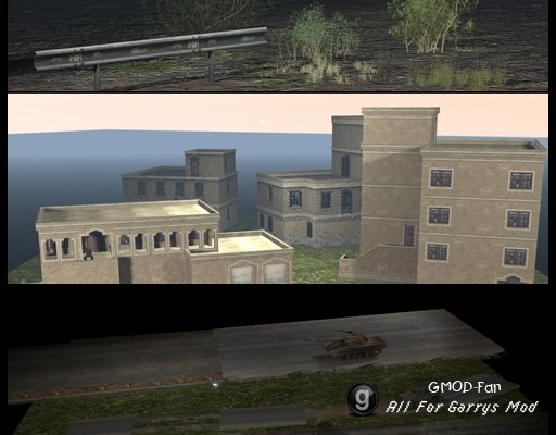 Arma 2 scenebuild models