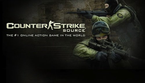 Counter-Strike:Source Content.