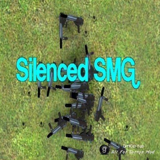 Silenced SMG