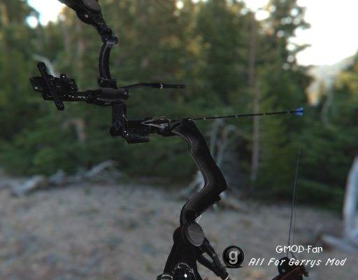 The Forgotten Bow Base + Predator Bow