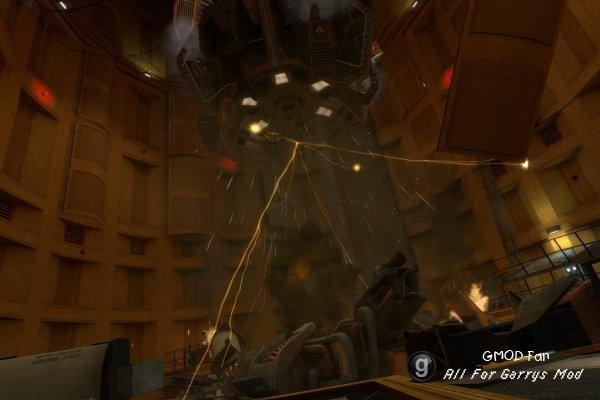 Black Mesa контент.(Обновление)