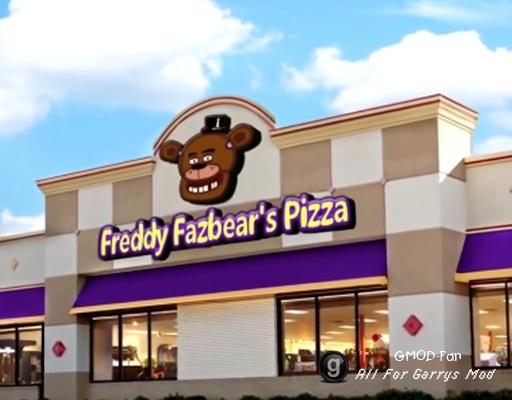Freddy Fazbear's Pizza Daytime