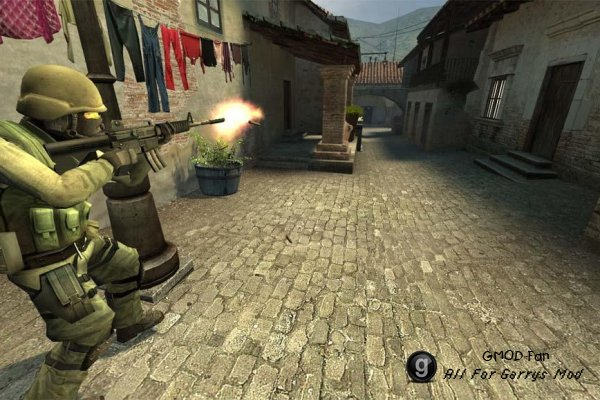 counter strike source for gmod