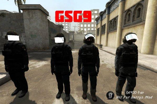 Counter-Strike: Global Offensive NPC's