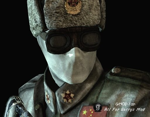 [FO3] Operation Anchorage Chinese Commando