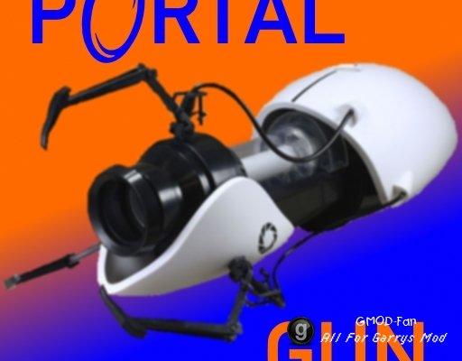 Aperture Portal Gun V3