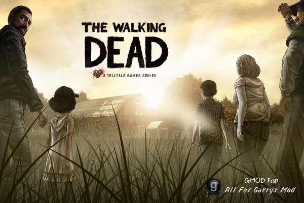The Walking Dead Content by Marder