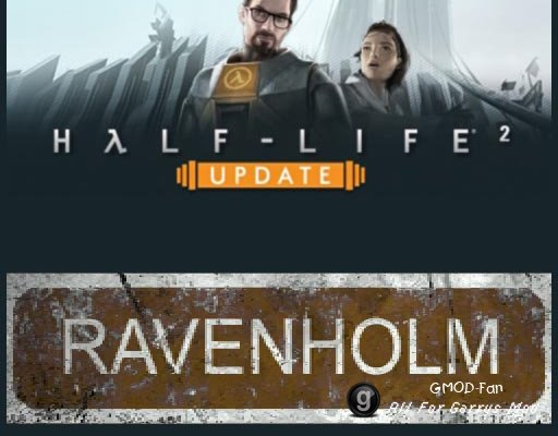 HL2 Update Ravenholm maps [Update]