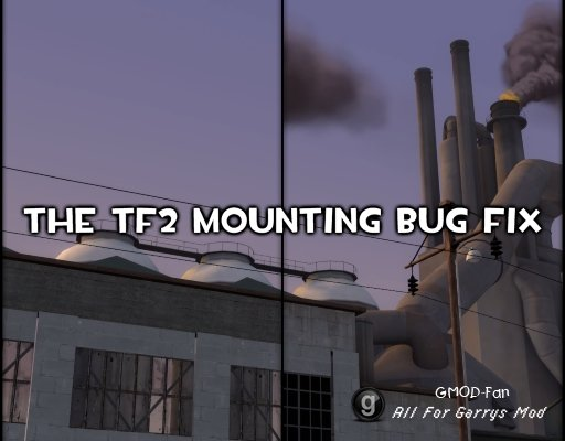 The TF2 Mounting Bug Fix