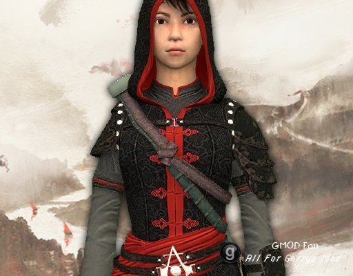 Assassin's Creed Chronicles China: Shao Jun Playermodel