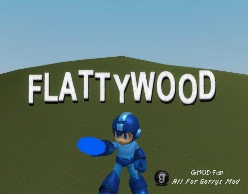 Megaman playermodel (Fzone)