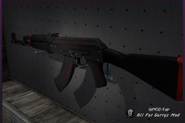 "AK-47 Redline ""Красная линия"""
