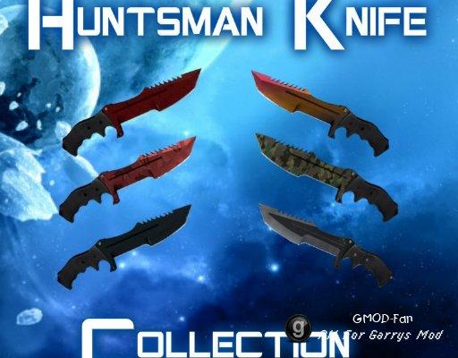 Huntsman Knife Collection