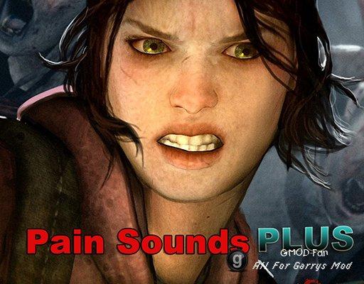 Pain Sounds Plus (Female)