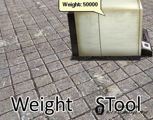 Weight STool