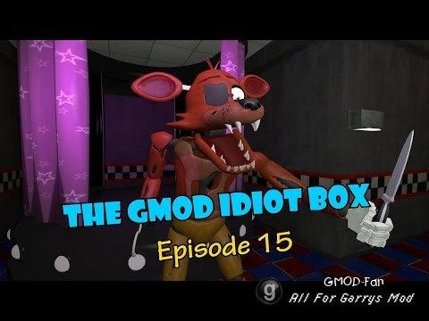 Gmod Idiot box Эпизод 15
