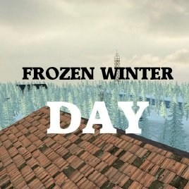 Frozen Winter DAY [NON HORROR]