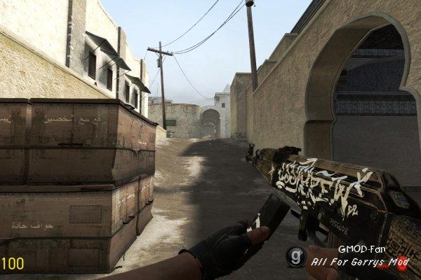 Ak-47 Wasteland Rebel
