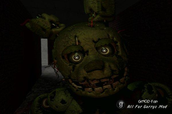 Five Nights at Freddy's 3 NPC / ENT (Springtrap)