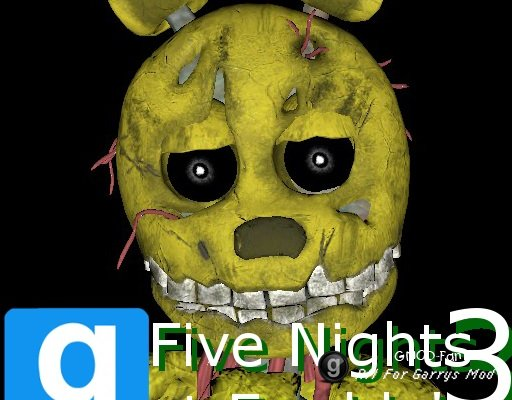 Five Nights at Freddy's 3 NPC / ENT (Springtrap)