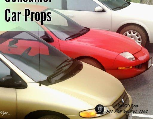 Car Props (Consumer Pack)
