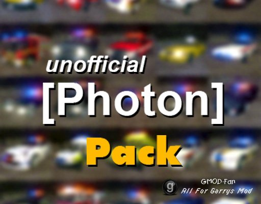 [Photon] Unofficial Car Pack