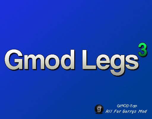 GMod Legs