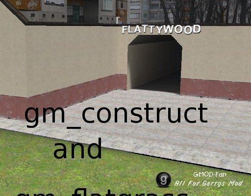 gm_construct and flatgrass_v1