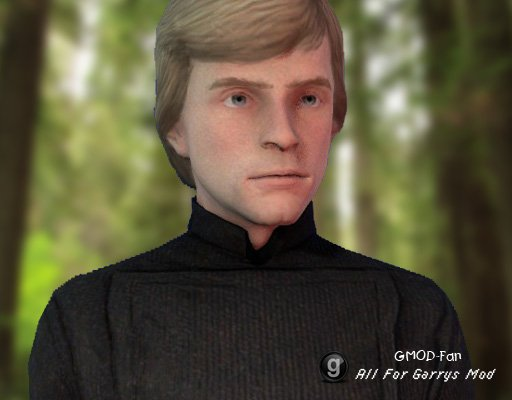 STAR WARS Luke Skywalker Playermodel