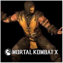 MKX: Scorpion P.M. and Ragdoll