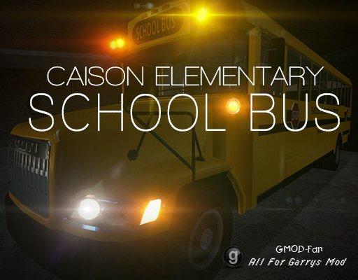 [Photon] Caison Elementary School Bus