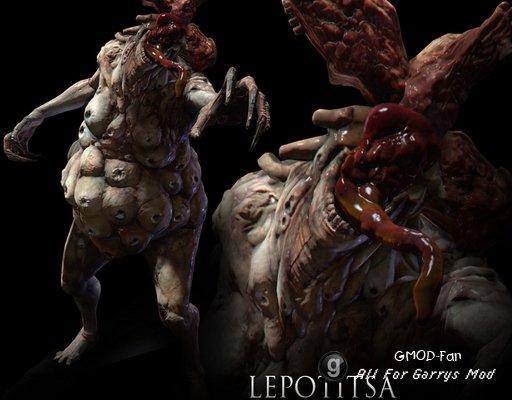 RE6 Lepotitsa Mod