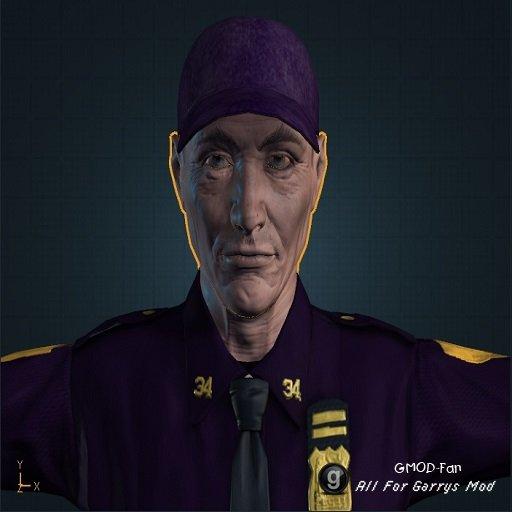 FNaF:Purple Guy