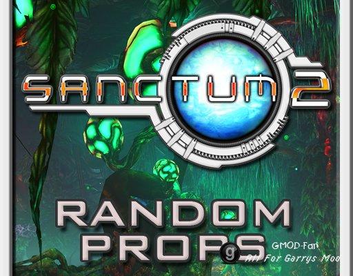 Sanctum 2 random props
