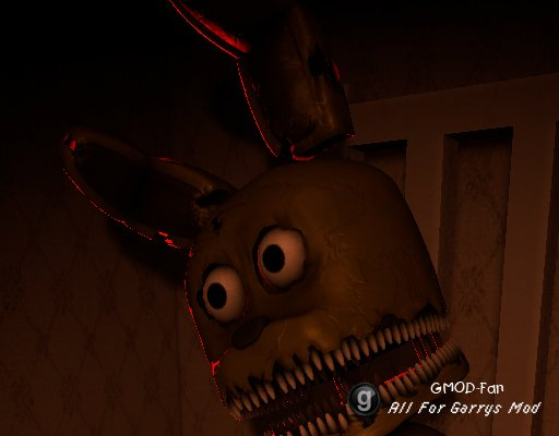 Five nights at Freddy's4 - Plushtrap