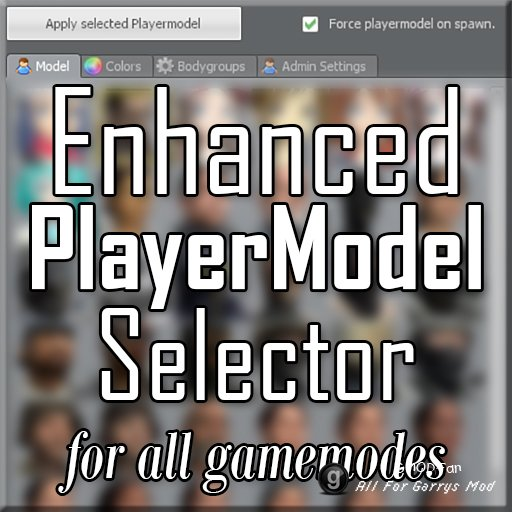Enhanced PlayerModel Selector