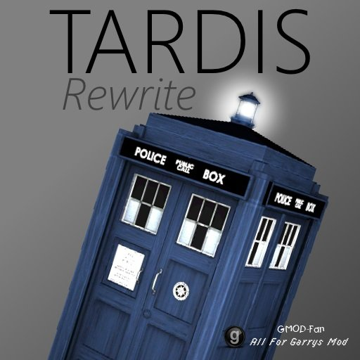 TARDIS Rewrite (Work In Progress
