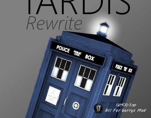TARDIS Rewrite (Work in Progress)