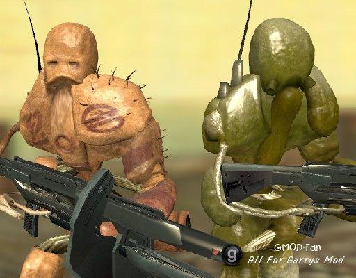 Combine Elite Synth Soldier(NPC/Playermodel)