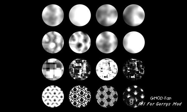 Gobo essentials lamp textures