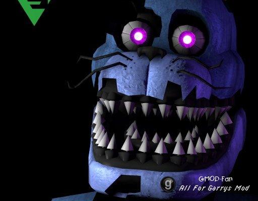 Five Nights at Freddy's 4 - Nightmare Bonnie