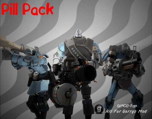 TF2BDR[TF2 Pill Pack]
