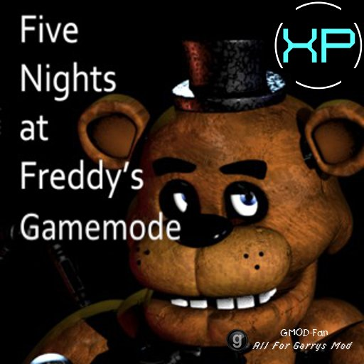 Five Nights At Freddy's Gamemode