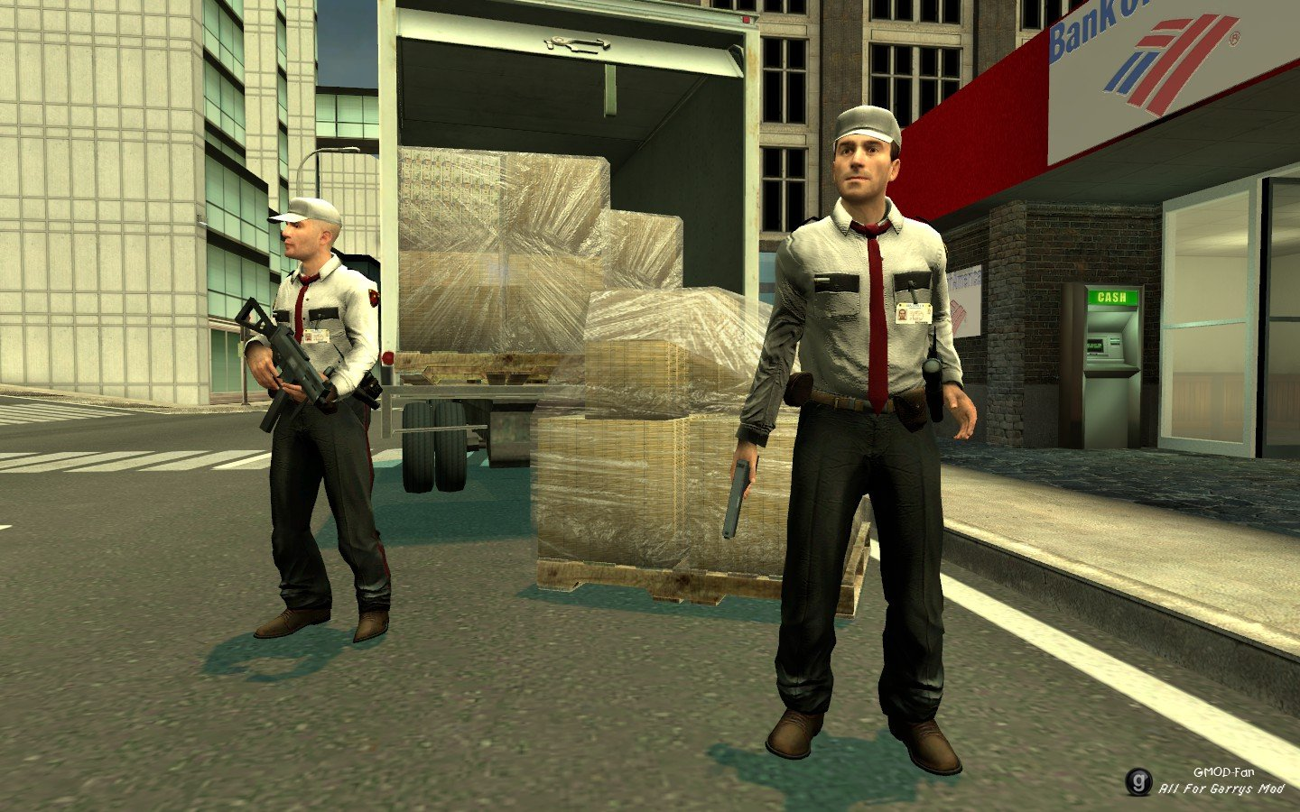 Security Guard Playermodels