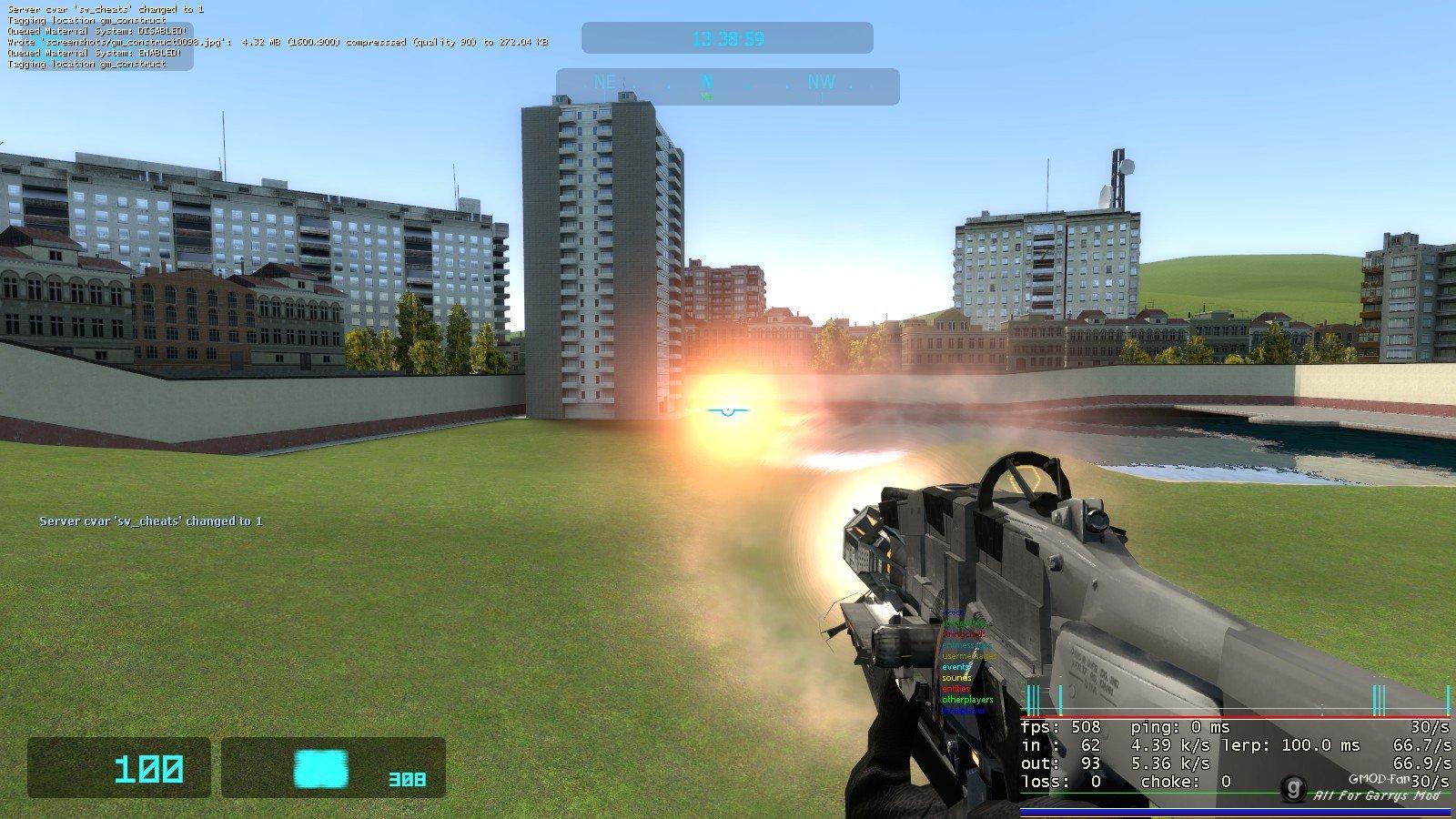 Darken217's SciFi Weapons