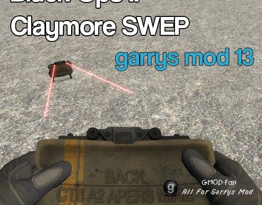Black Ops 2 Claymore (Sandbox)
